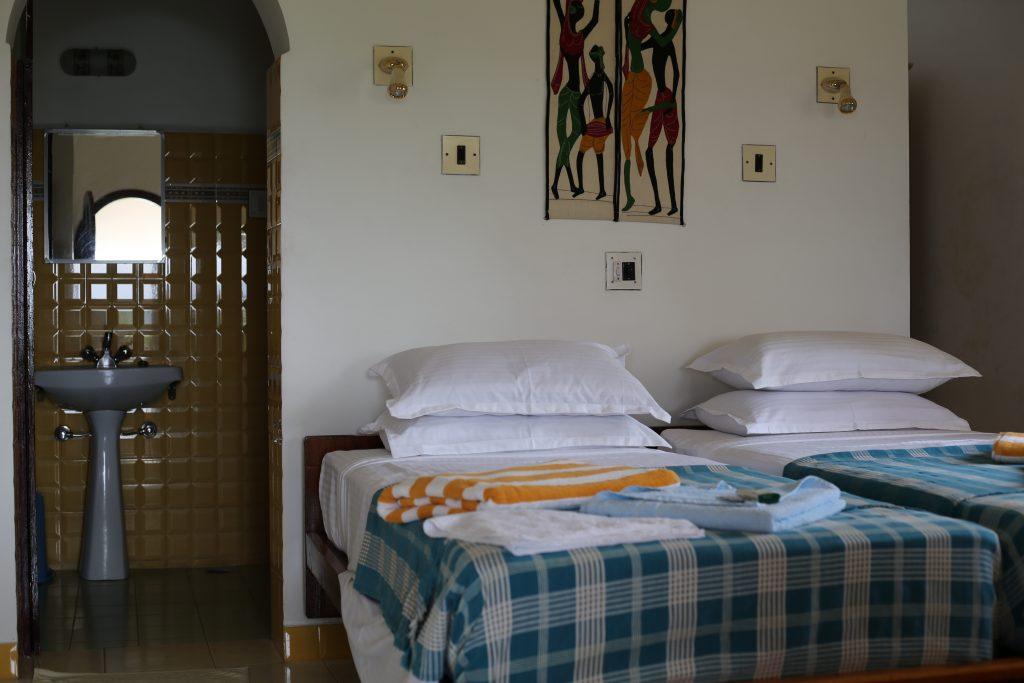 Mountain House bedroom